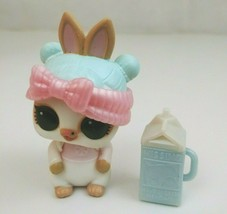 Lol Surprise Pets Eye Spy Series Snow Bunny With Accessories - $12.59