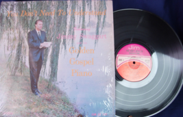 Jimmy Swaggart - You Don't Need to Understand - Jim Records LP 109  - $3.00