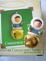 2004 Hallmark Ornament Miniature Christmas Bells # 10 Series - $11.30