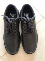 NWOB Dr. Marten's Dark Brown Leather Men's Laceup Shoes SZ US 13 - $98.01