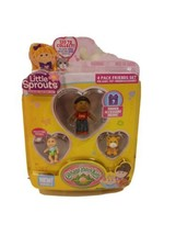 Cabbage Patch Kids Little Sprouts Series Two Mini Figure 4-Pack - New in... - $12.38