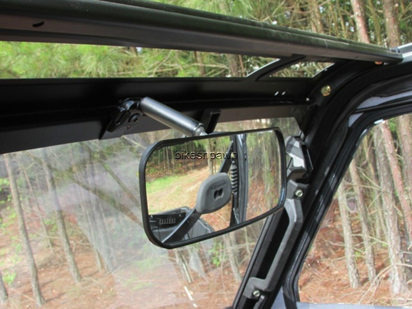 New Seizmik Inside Rear View Mirror Polaris Ranger 2011-up Pro Fit