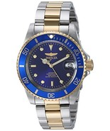 Invicta Men's 8928OB Pro Diver Gold Stainless Steel Two-Tone Automatic W... - $78.97