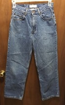Levis Boys Relaxed Fit 5 Pocket Jeans Sz 16 - $14.01