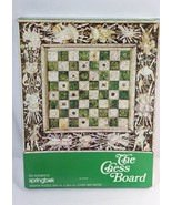 "Vintage 1975 Springbok The Chess Board Jigsaw Puzzle 500+ Pieces 20""x20""... - $49.49"