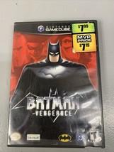 Batman: Vengeance (Nintendo GameCube, 2001) Complete CIB - $16.82
