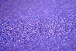 Tweed Material pro Meter oder Hof in violett lila lavendel