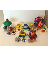 Fisher Price Little People Fair Carnival Amusement Circus Play Set Ferri... - $49.99