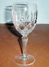 Gorham Crystal Lady Anne Goblet Made in Germany 4325004 New - $31.90