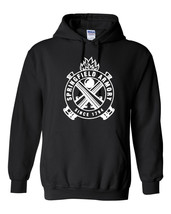 Springfield Armory White Logo Hoodie Sweatshirt Pro Gun 2nd Amendment Ri... - $34.99