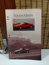 1990 Mazda Mx5 Miata Roadster 18-page Car Sales Brochure Catalog - Mx-5 - $18.95