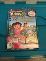 #    NEW Story Reader Video Plus Dora the Explorer Bouncy Ball Adventure - $8.00