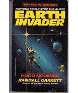 Earth Invader [Mass Market Paperback] Garrett, Randall - $9.89