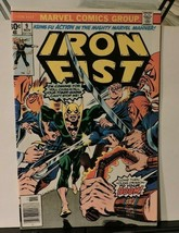 Iron Fist #9 nov 1976 - $8.76