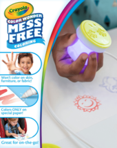 Crayola Color Wonder Light Up Stamper with Scented Inks Gift for Kids Ages 3-6 image 5