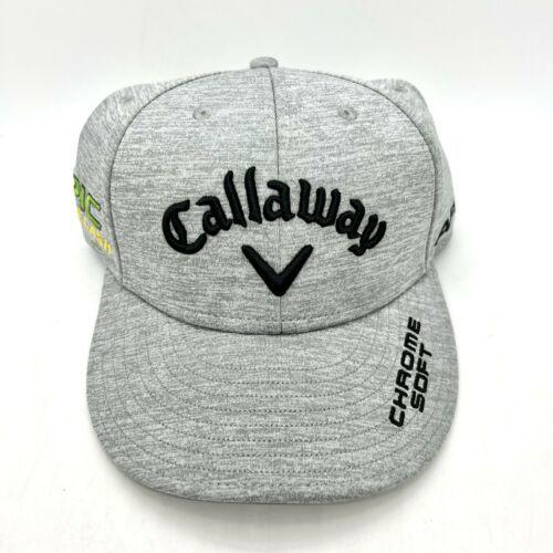 Callaway Tour Series Epic Apex Odyssey Chrome Soft Gray Snapback Golf Hat NEW - $29.65
