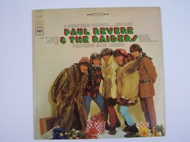 Paul Revere & The Raiders A Christmas Present...And Past Vinyl LP Record... - £10.74 GBP