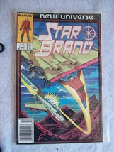 Star Brand # 3 (December 1986, Marvel) - $2.69