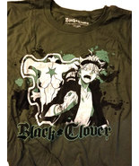 Loot Crate Anime Exclusive Black Clover XL Brand New T-Shirt - $14.88