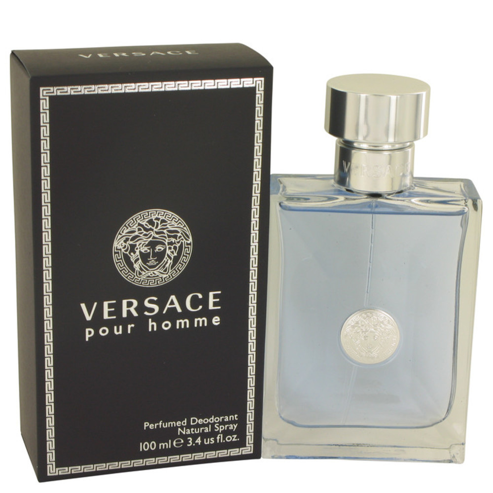 Primary image for Versace Pour Homme By Versace Deodorant Spray 3.4 Oz For Men