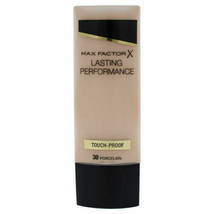Max Factor Lasting Performance Long Lasting Foundation, No. 030 Porcelain - $15.34