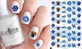 University of Kentucky Wildcats Nail Decals (Set of 50) - $4.95