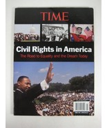 TIME CIVIL RIGHTS IN AMERICA The Road To Equality - $12.59