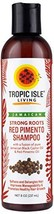 Tropic Isle Living Strong Roots Shampoo with Red Pimento - $10.01