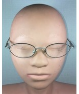 Laura Ashley Sacha Silver Henna Eyeglass Frames Size 135 – Bridge 47–19 - $26.18