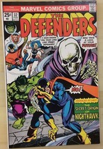 THE DEFENDERS #32 (1976) Marvel Comics FINE - $9.89