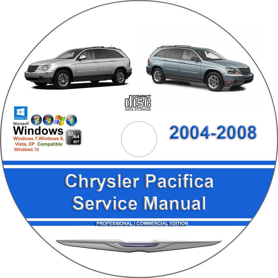 Aa5. Aa5. Chrysler Pacific 2004 2005 2006 2007 2008 Factory Workshop  Service Repair Manual
