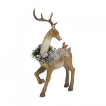 Cupid Reindeer Figurine - $28.50