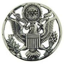 USAF Officer Service Hat Badge  - $9.89