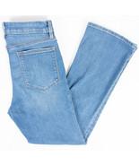 Athleta Sculptek Straight Leg Womens Jeans Faded Medium Wash Size 4 - $34.27