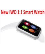 New Bluetooth Smart Watch IWO 1:1 MTK2502C Wearable Devices Sync Notifie... - $67.00