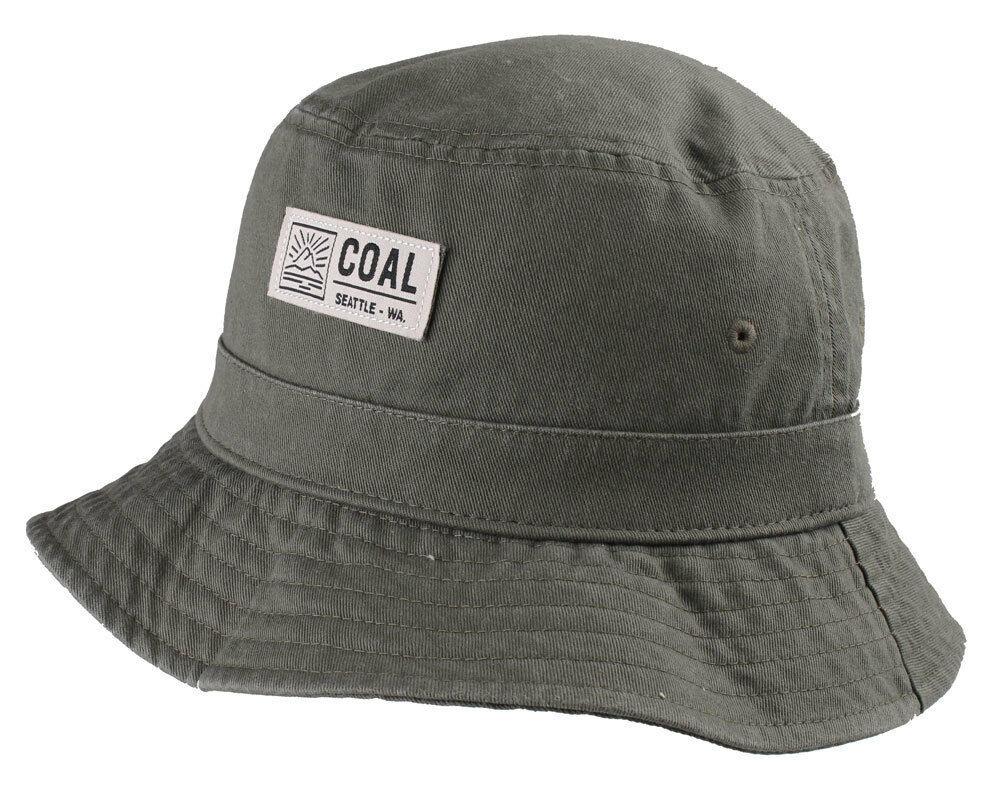 Coal Kopfbedeckung Herren Olive Oder Khaki Die Ernie Eimer Hut M L Nwt