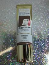 L'Oreal Paris Age Perfect Radiant Serum Foundation #155 Espresso SPF 50 ... - $14.08