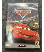 Cars (Nintendo GameCube, 2006) - $4.95