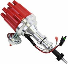 Pro Series R2R Distributor Ford SB Windsor 221 260 289 302 5.0 L 289/302W Red image 7
