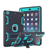 Protective Shell Ipad Shockproof Hard Hybrid Armor Case Cover With Stylu... - $26.87