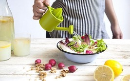 Lemon Juicer Original Premium Design Home Gifts Salad Food Funkry Tools ... - $26.00