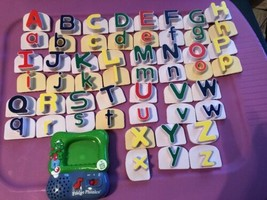 Leapfrog Magnetic Fridge Phonics Letter Learning Play Set Uppercase & Lowercase - $29.69