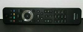 URMT42JHG002 312124005060 Philips Oem Tv Remote 55PFL5505D Tested Working - $14.85