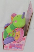 Stephen Joseph Brand Little Charmer Green Pink and Purple Butterfly and Necklace image 3