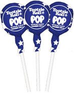 Blue Rasberry Premium Tootsie Roll Pops - 200 pcs Lollipops - £43.62 GBP