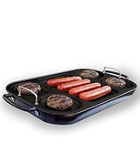 Yukon Glory YG-777 Grill Tray Pan Serve Meat Fish and Vegetables, Basket - $18.31