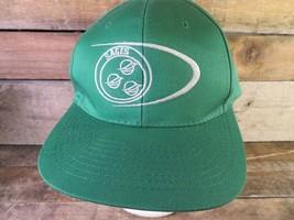 SAGES Green White Adjustable Adult Hat Cap - $8.90