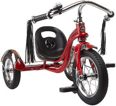Schwinn Roadster Tricycle, 12' wheel size, Trike Kids Bike Red - $124.23