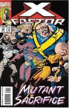 X-Factor Comic Book #94 Marvel Comics 1993 NEAR MINT NEW UNREAD - $2.99