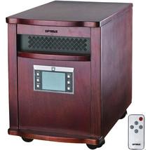 Infrared Quartz Heater With Remote - $282.52